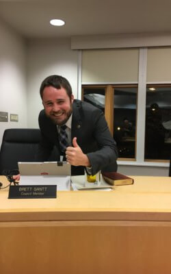Honored and Exhausted: My first year on the Town Council